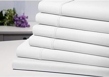 3-Piece or 4-Piece Rayon Bamboo Luxury Sheet Set