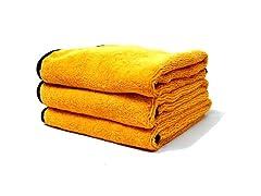 Professional Grade Microfiber Towels