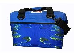 AO Coolers 24 Pack Canvas Dorado Cooler