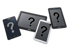 Random Samsung Android Tablets