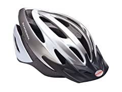 Schwinn Axis Lighted Adult Microshell Helmet