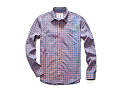 Filthy Etiquette Howard Gingham L/S Button Down Shirt