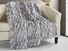 Chic Home Design Aviva Throw Blanket
