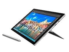 "Surface Pro 4 12.3"" Intel i5 128GB Tablet"