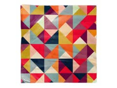 """Bright Geometry"" Napkin"