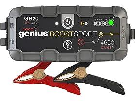 NOCO 400A Genius Boost Plus Jump Starter