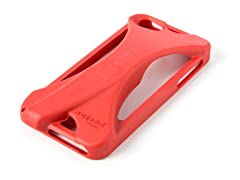 ampjacket for iPhone 5 - Red