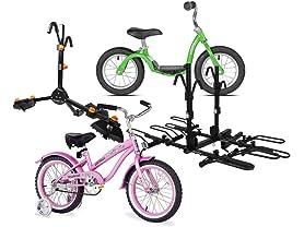 Bikes + Accessories