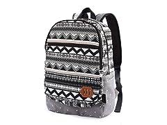 Lightweight Backpack Fashion Print