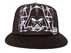 Darth Vader Embroidered Kids Ball Cap