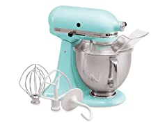 KitchenAid 5-Quart Tilt-Head Stand Mixer, Ice