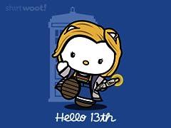Hello 13th