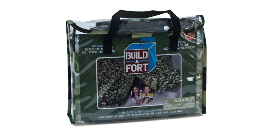 how to build a love fort