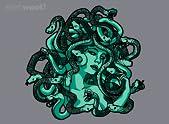 Medusa's Snakes
