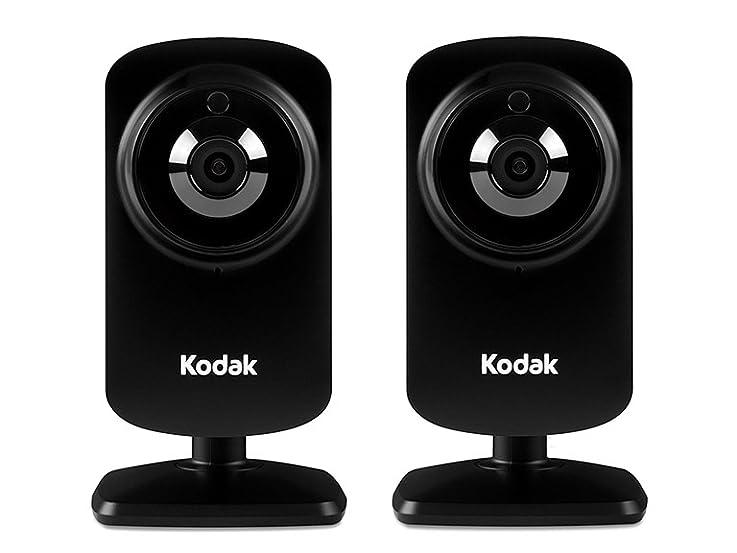 Kodak HD Wi-Fi Security Camera - 2 pack