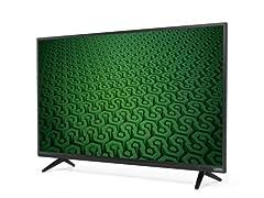 """VIZIO 39"""" 720p Full-Array LED HDTV"""