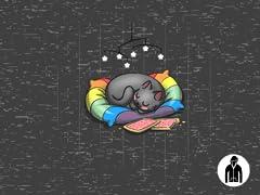 Nyan's Dream Lightweight Hoodie