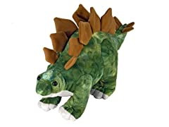 Dinosauria Stegosaurus 2-Sizes