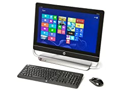 "HP ENVY 23"" Quad-Core AIO PC"