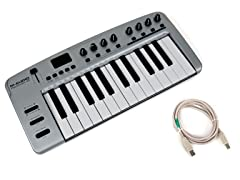 M-Audio 25-Note Keyboard