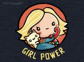 Girl Power: Captain