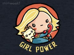 Girl Power: Captain