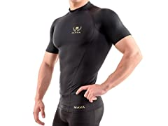 Mava Sports Men's Compression Shirt