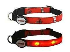 University of Louisville LED Collar - M