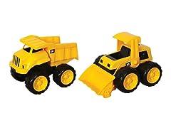 Dump Truck & Wheel Loader