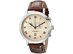 Akribos XXIV Men's AK591SS Swiss Watch