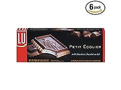 LU Cookies Le Petit Ecolier 6pk