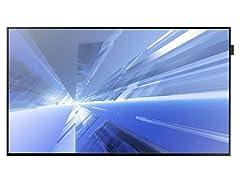 "Samsung DB40E 40"" Slim Direct-Lit LED Display"