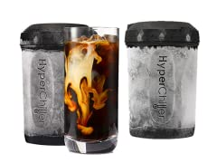 HyperChiller HC2 Coffee/Beverage Cooler, Set of 2