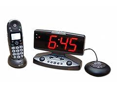 Sonic Alert Wake Up Call Alarm Clock