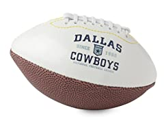 Dallas Cowboys Vintage Mini Football