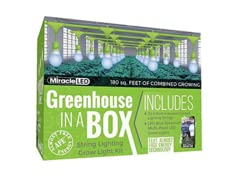 Miracle LED Almost Free Energy Greenhouse in a Box