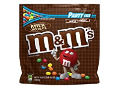 M&M'S Milk Chocolate Party Size Bag