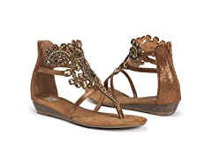 MUK LUKS Women's Athena Sandals