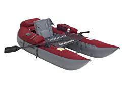Chehalis Inflatable Pontoon Boat