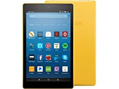 """Amazon Fire HD 8"""" (2017) Tablets - NEW"""