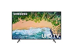 "Samsung 65"" Class LED NU6070 Series TV (Open Box)"