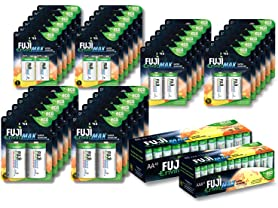 Fuji EnviroMAX Batteries