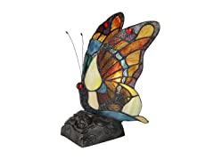 Butterfly 1-light Night Light