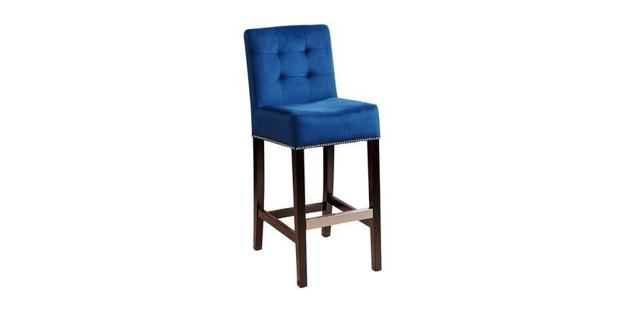 Kayla Velvet Bar Stool Sapphire Blue : 85f3c423 32cb 4486 b82c 922f381261bdACSR882441 from home.woot.com size 882 x 441 jpeg 17kB