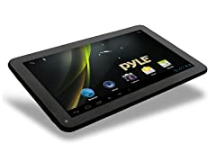 "Pyle 10.1"" Android 3D Graphics WiFi Tablet"