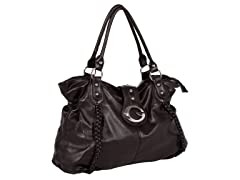 Parinda ANEMONE Handbag, Brown