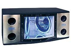 "Dual 10"" 2-Way 1000W Bandpass System"