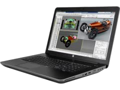 "HP ZBook G3 17"" 256GB Quadro Workstation"
