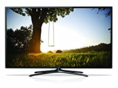 "Samsung 40"" 1080p 3D LED Smart TV w/ Wi-Fi"