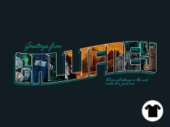 Greetings from Gallifrey
